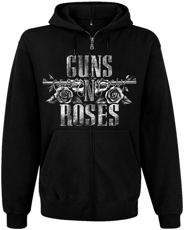 """Кенгуру """"Guns'n'Roses (skull)"""" на молнии"""