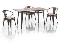 Деревянный стол Almir 140*84  (signal)