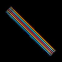 Спицы Addi чулочные 4мм/20см прямые