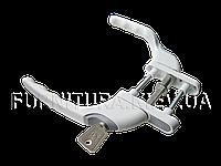 Ручка Slim-line 2R двухсторонняя правая, белая, фото 1