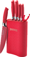 Набор кухонных ножей ROYALTY LINE (Koch line) RL-6MSTR