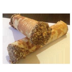 Трубочка со сгущенкой