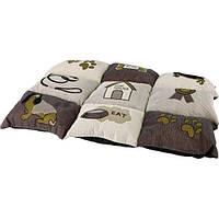 Trixie Patchwork Blanket подстилка-лежак для животных 55х40см