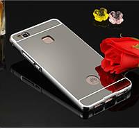 Чехол (бампер) для Huawei P9 Lite - зеркальный
