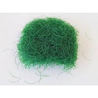 Ресницы светло-зеленые Изумруд изгиб A, толщина 0,15 длина 11