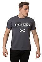 Стильная мужская футболка  Black Film