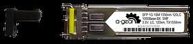 Модуль SFP WDM 1G 120км SC 1550нм (RSFP-1.25G-120BX-U)