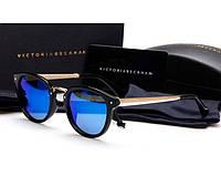 Солнцезащитные очки в стиле Victoria Beckham (2150) blue