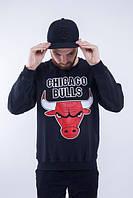 Свитшот Liberty Spring Chicago Bulls Black