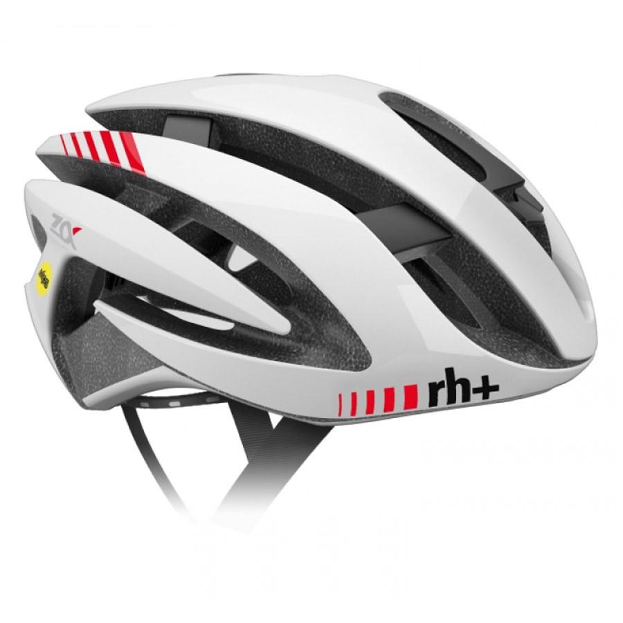 Велошлем ZeroRH+ Z Alpha MIPS Shiny White-Shiny White-Matt white (MD)