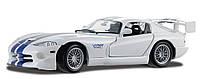 Автомодель Maisto 1:18 Dodge Viper GT2 Белый (31845 white)