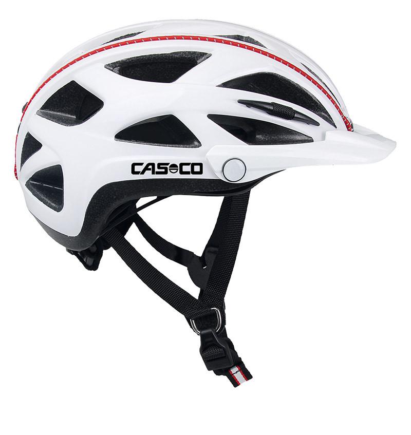 Велошлем Casco speedser-tc plus white (MD)