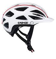 Велошлем Casco SPEEDster-TC plus white-blue (MD)