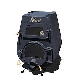 Опалювальна конвекційна піч Rud Pyrotron Кантрі 01 з духовкою і варильною поверхнею
