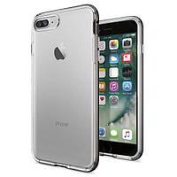 Чехол Spigen для iPhone 7 Plus Neo Hybrid Crystal, Gunmetal, фото 1