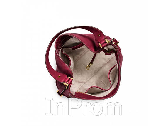 Сумка Michael Kors Bedford Large Red, фото 2