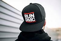 Кепка Liberty Snapback RUN DMC Black