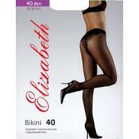 Колготки Elizabeth 40 den bikini Nero р.2