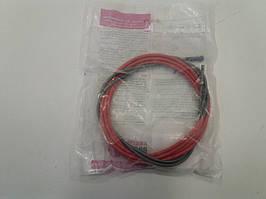 Спираль подающая красная  D 1.0-1.2 мм 3.4м ABICOR BINZEL(124.0026)