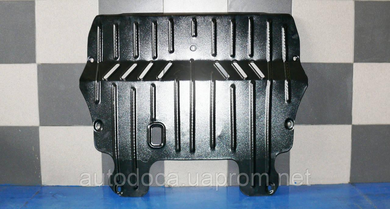 Защита картера двигателя и кпп Volvo (Волво) XC60 2008-