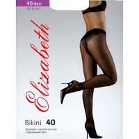 Колготки Elizabeth 40 den bikini Nero р.3