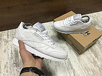 Женские кроссовки Reebok Classic 🔥 (Рибок Классик) белые