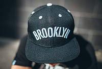 Кепка Liberty Snapback Brooklyn Nets White , фото 1