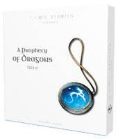 Агентство Время: Пророчество Драконов (T.I.M.E Stories: Prophecy of Dragons) настольная игра