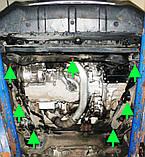 Защита картера двигателя и кпп Volvo (Волво) XC60 2008-, фото 5