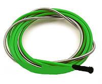 Спираль подающая зелёная  D 2.0-2.4 мм 3.4м ABICOR BINZEL(124.0051)