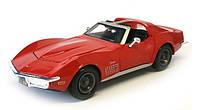 Автомодель Maisto 1:24 Chevrolet Corvette 1970 Красный (31202 red)