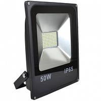 Прожектор светодиодный Lumen LED 50W с/д slim