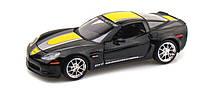 Автомодель Maisto 1:24 Chevrolet Corvette Z06 GT1 2009 Черный (31203 black)
