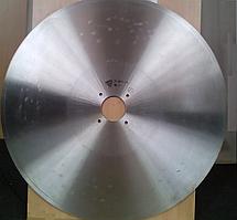 Ножи  дисковые для резки туалетной бумаги 610х50х4,7 с поводковыми отверстиями
