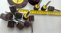 Шлифовальная лепестковая головка KLINGSPOR 20х20х6 Р240