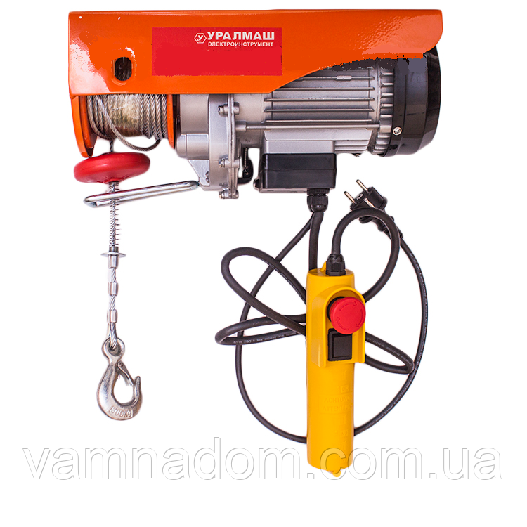 Тельфер электрический Уралмаш ЭП 300/600