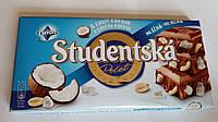 """Молочный шоколад Orion """"Studentska Pecet"""" Кокос 180 гр"""