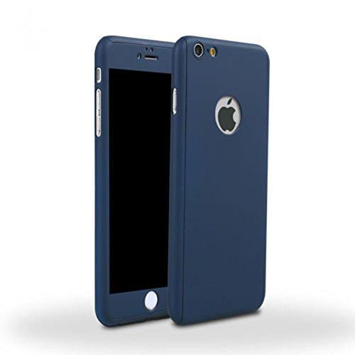 Чехол на 360 градусов для IPhone 6/6s Синий