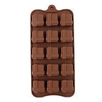 Силиконовая форма для шоколада - Подарок