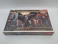 Пазлы Trefl  160шт (15332) 41*27.8см (Бэтмэн и Супермен)