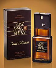 Мужская туалетная вода Jacques Bogart One Man Show Oud Edition