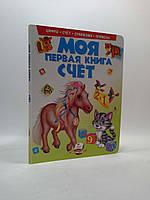 Пегас Картон А4 Моя первая книга Счёт