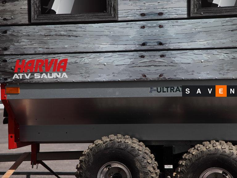Мобильная сауна Harvia ATV Sauna