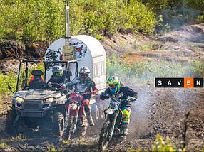 Мобильная сауна Harvia ATV Sauna, фото 3
