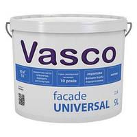 Матова латексна фарба VASCO facade UNIVERSAL