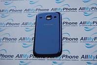 Задняя панель корпуса для мобильного телефона Samsung i8262 черная
