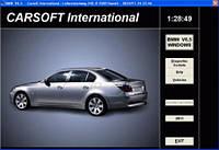 BMW Carsoft 6.5 SP1