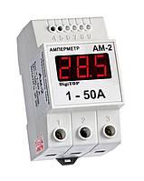 DigiTOP Амперметр Ам-2 DIN (встроенный ТТ)
