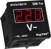 DigiTOP Вольтметр переменного тока Вм-1м однофазный щитовой