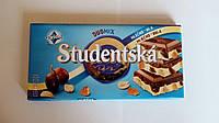 """Молочный шоколад Orion """"Studentska Pecet"""" DuoMix 180 гр"""